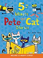 Save 62% On Pete the Cat: 5-Minute Pete the Cat Stories
