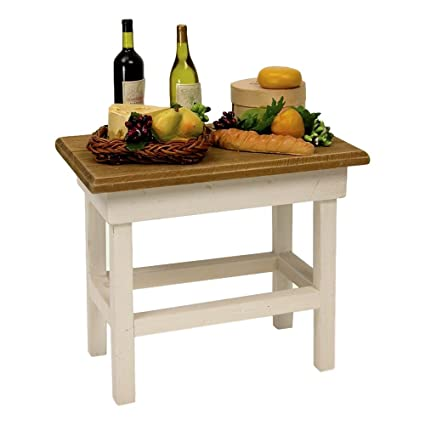 The Carolers Byersu0027 Choice Wine And Cheese Table #404T