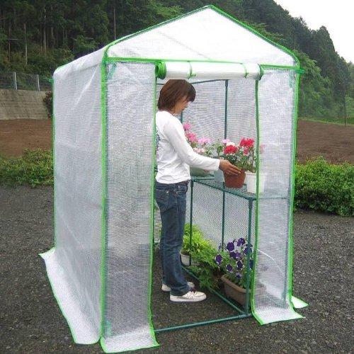 組立式簡易温室 グリーンジャンボ
