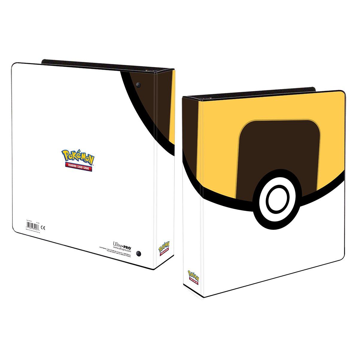 Pokémon Ultra Ball 3-Ring 2 Album Ultra PRO 85457