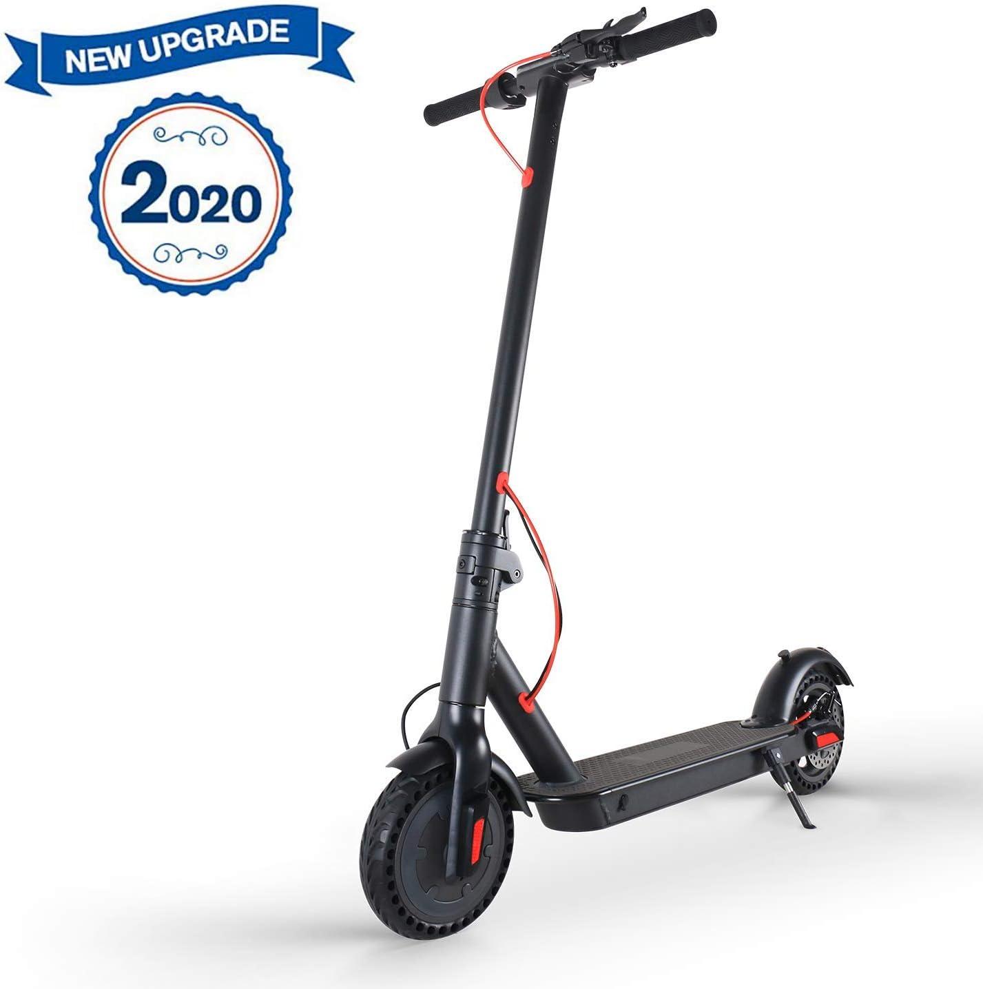 Windgoo Patinete Electrico Adultos, 250W Motor Patinete Plegable 25 km/h y 18 km, Scooter Eléctrico Adulto con Ruedas de 8,5