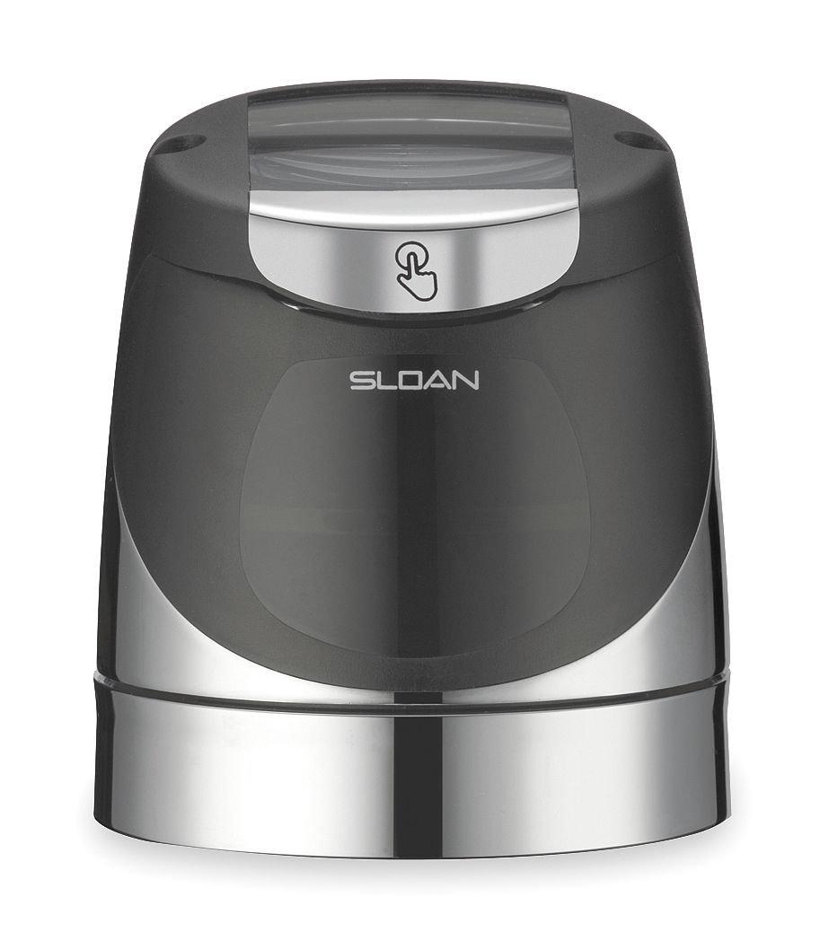 Sloan SOLIS RESS-U-0.5 SOLIS Solar Powered, Single-Flush Automatic ...