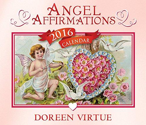 Angel Affirmations 2016 Calendar