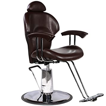 WESLEY Salon Beauty Equipment Reclining Multi-Purpose Styling Chair MP-30BR  sc 1 st  Amazon.com & Amazon.com: WESLEY Salon Beauty Equipment Reclining Multi-Purpose ...
