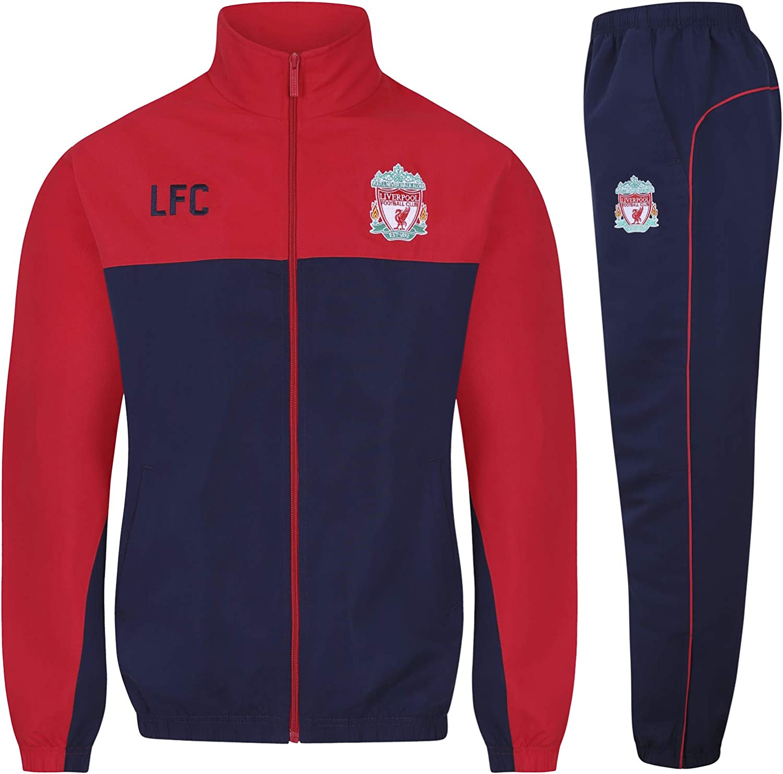 Liverpool FC - Chándal Oficial para Hombre - Chaqueta y pantalón ...