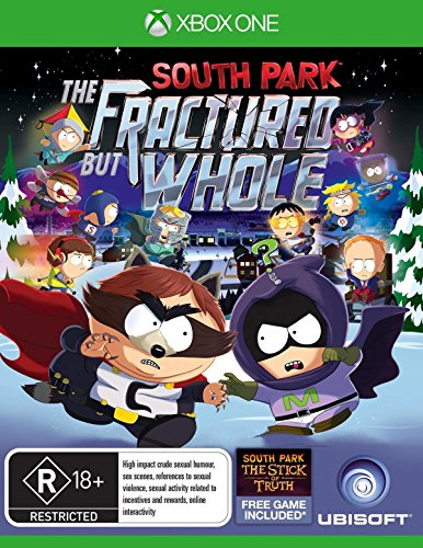 South Park: The Fractured but Whole (with The Stick of Truth DLC) - Xbox One