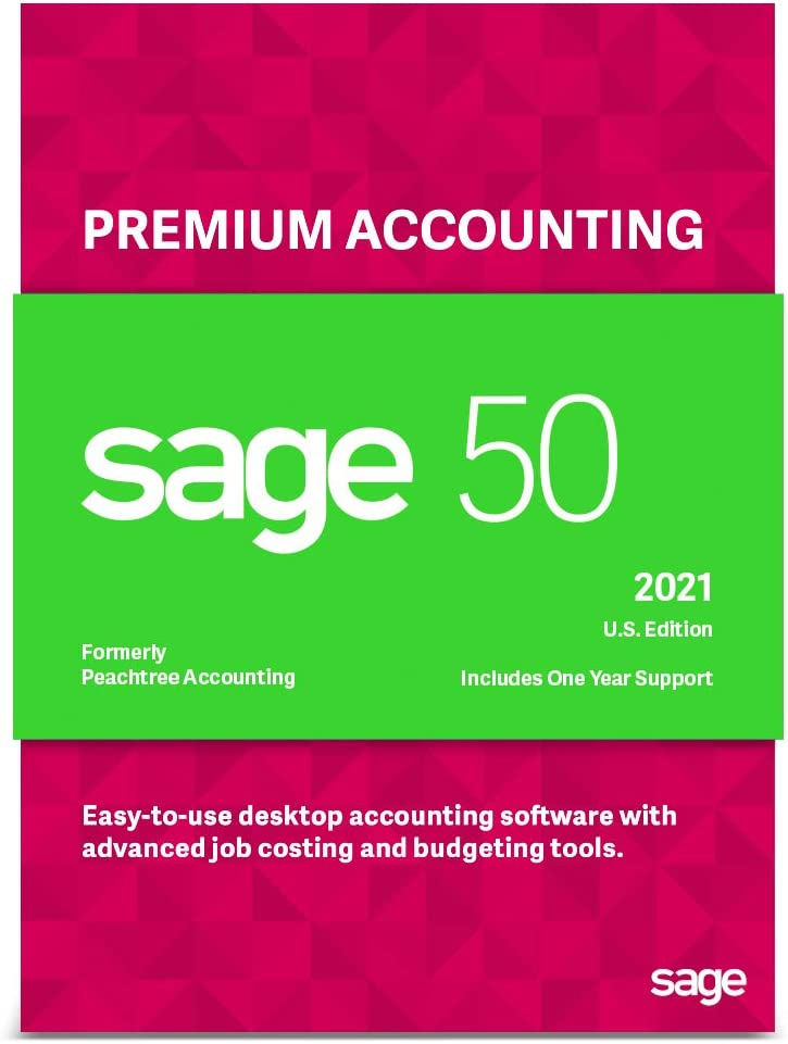 Sage 50 Premium Accounting 2021 Discount Coupon Code