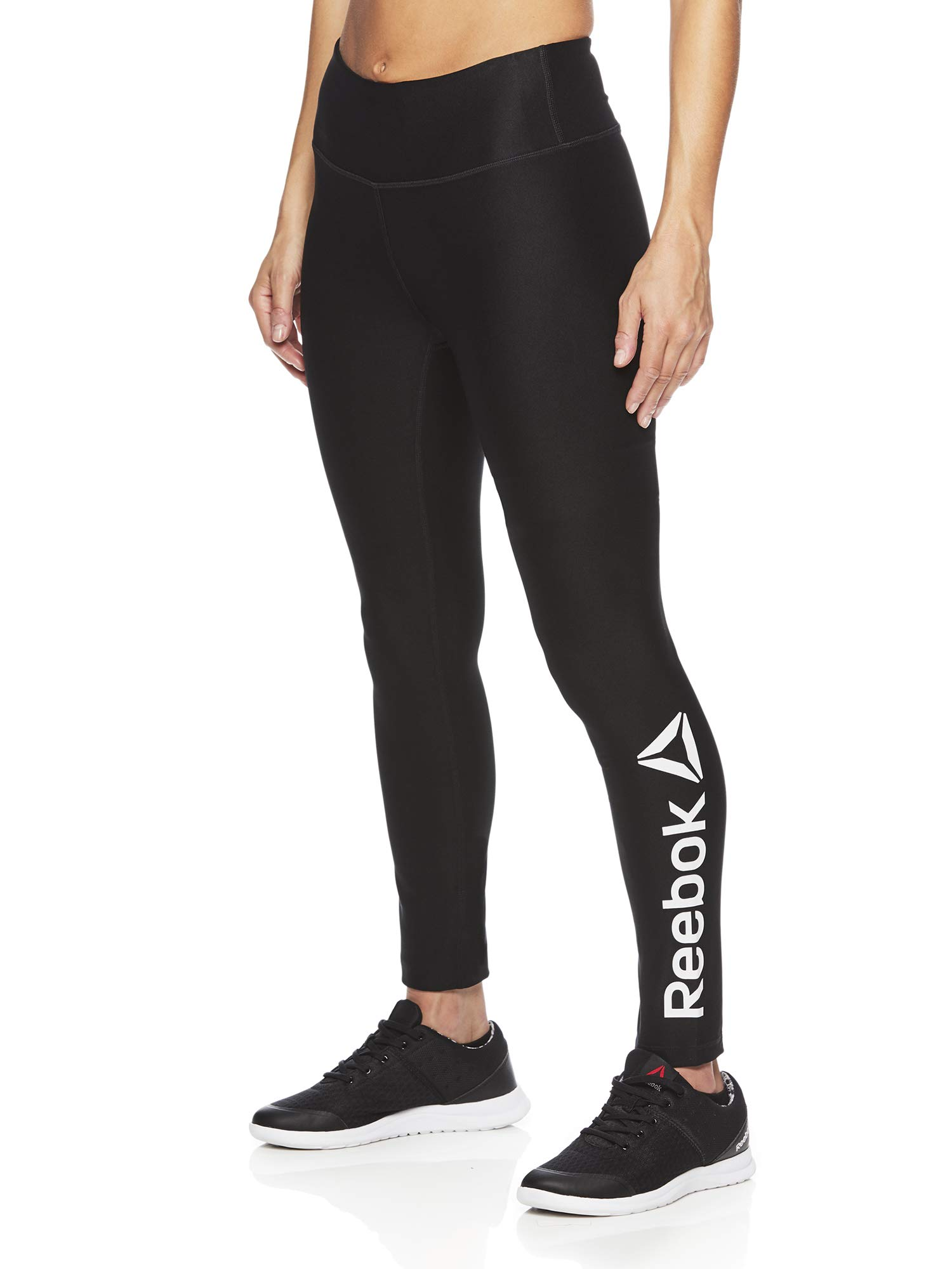 Reebok Women's Legging Full Length Performance Compression Pants by Reebok