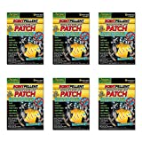 36 Hour Mosquito Repellent Patch - Non Toxic, Deet Free, No Spray. Great for Camping, Boating, Fishing, Summer Sports. Place Patch on Clothing, Shoes, or Hats. (48-Patches)