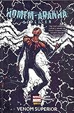 capa de Homem Aranha Superior. Venon Superior