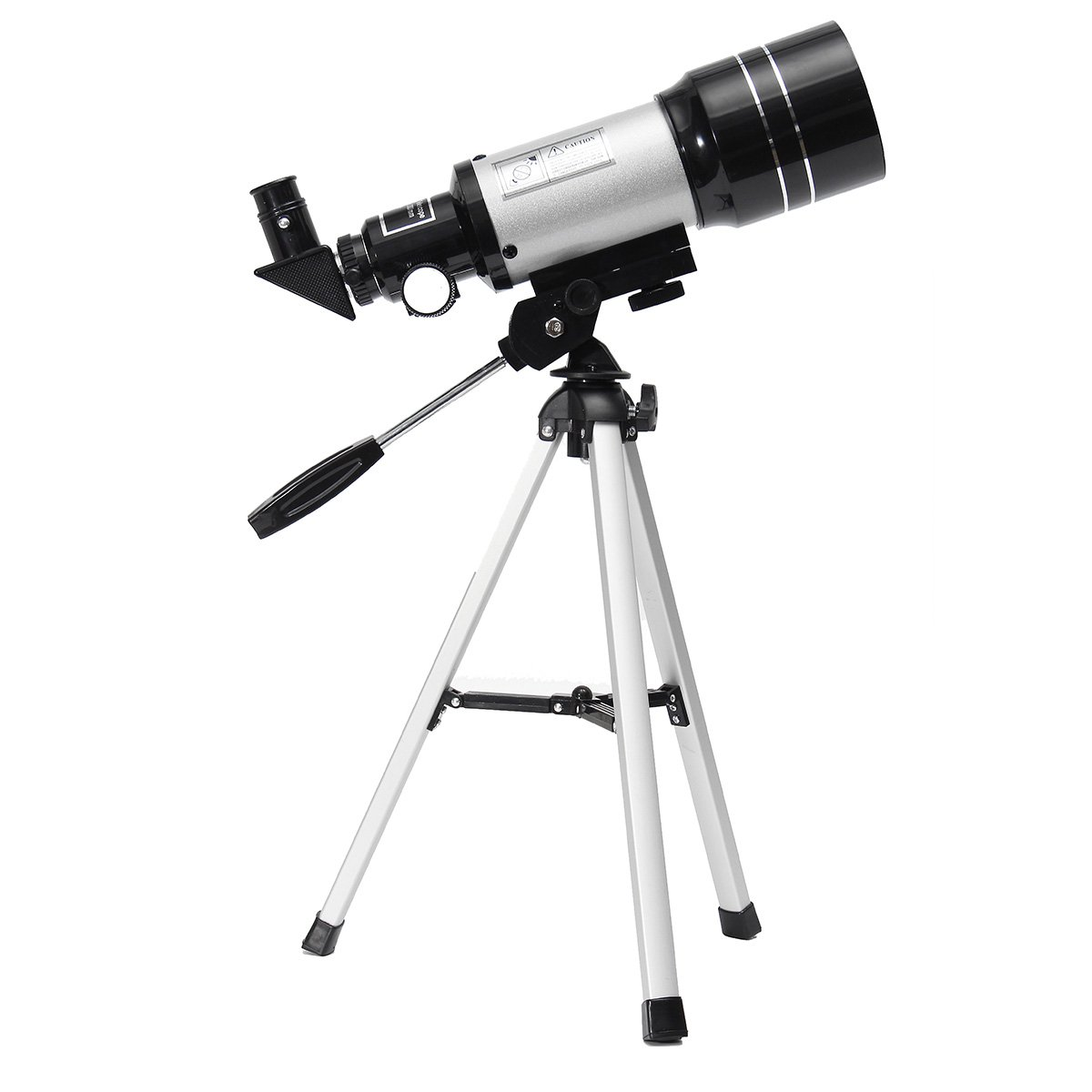 Ochoos Camping Telescope & Binoculars - Outdoor F30070M HD Monocular High Definition Terrestrial Astronomical Telescope with Tripod