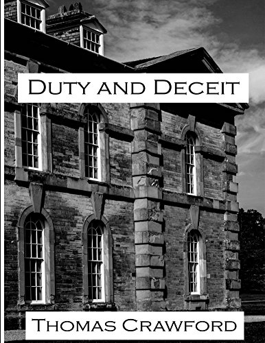 Duty and Deceit: A dark thriller set against the backdrop of an isolated country ()