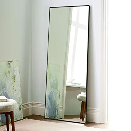 Amazon.com: NeuType Full Length Mirror Floor Mirror with Standing ...