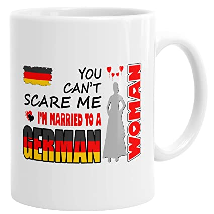 married to a german woman