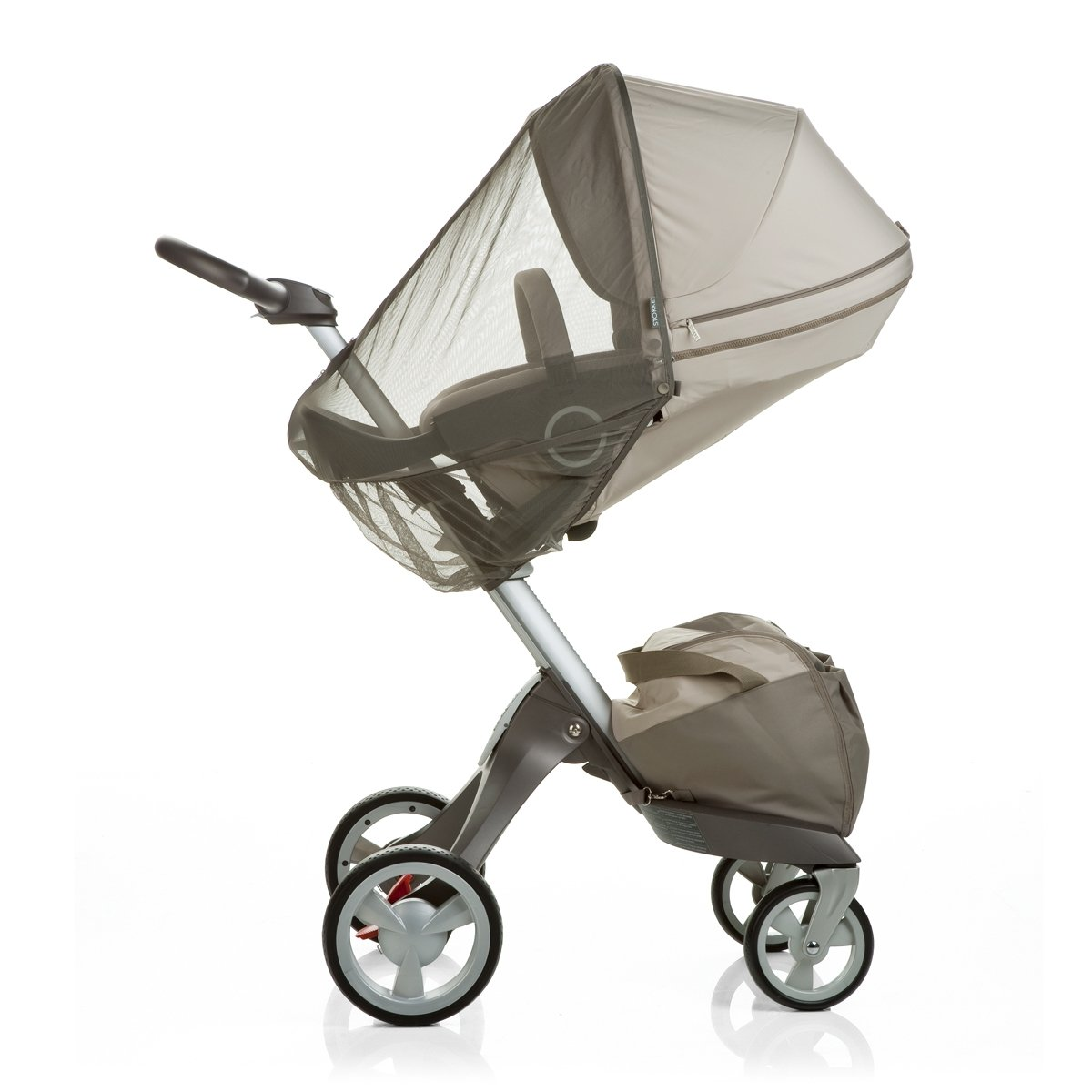Stokke Stroller Xplory / Crusi Seat Mosquito Net