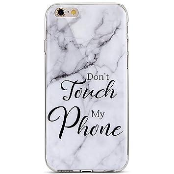 coque iphone 6 marbre silicone