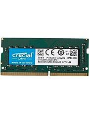 Crucial CT8G4SFS8266 Memoria RAM de 8 GB (DDR4, 2666 MT/s, PC4-21300, Single Rank x 8, SODIMM, 260-Pin)