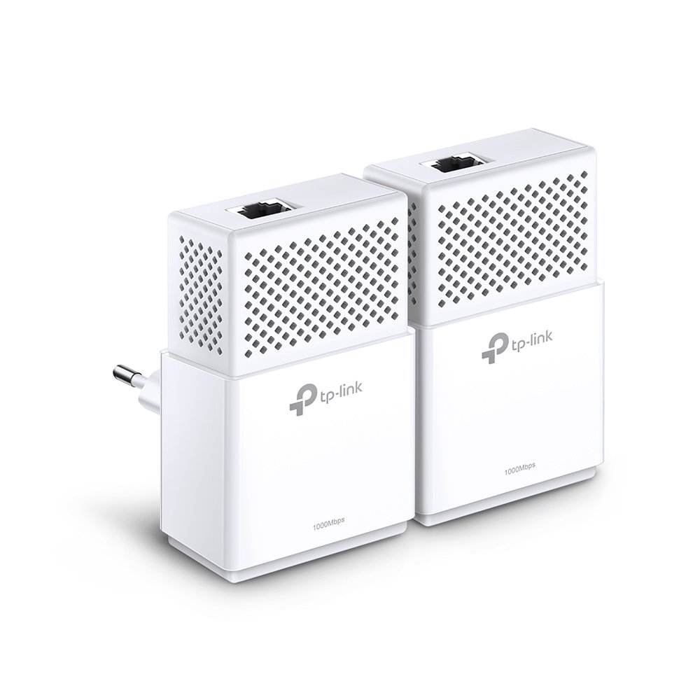 Tp-Link TL-PA7010 KIT Paquete Gigabit Powerline Av1000, Blanco