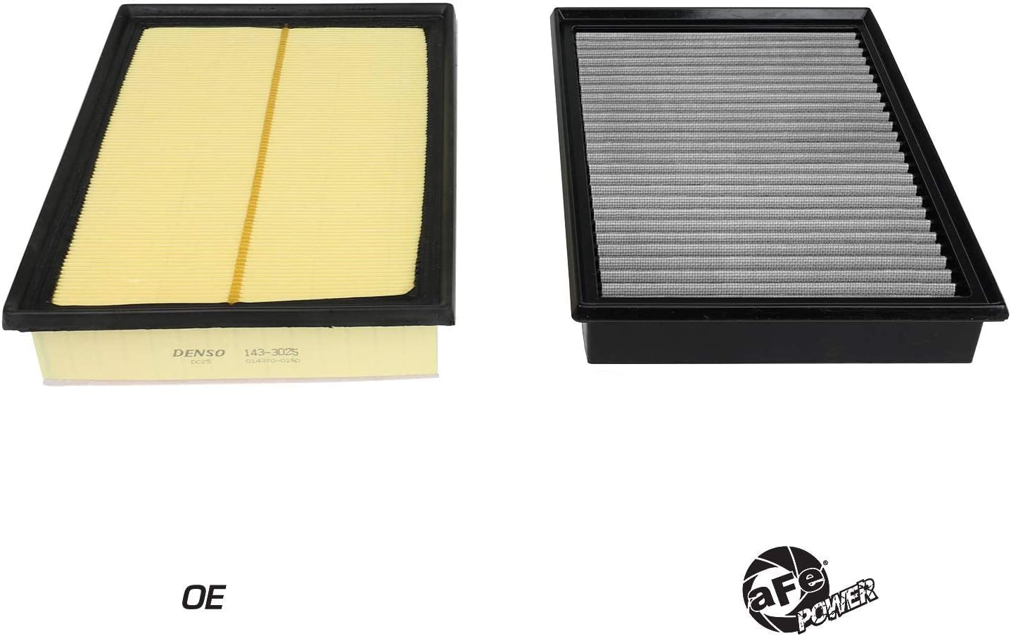 AFE Filters 31-10208 Magnum FLOW Pro DRY S OE Replacement Air Filter