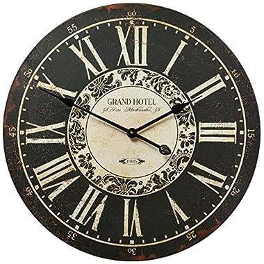 IMAX 16051 Hotel Wall Clock