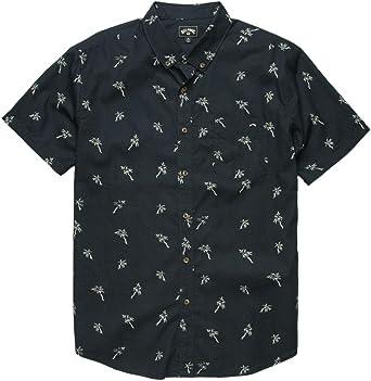 Billabong Sundays Mini camisa tejida de manga corta para hombre - Azul - XX-Large: Amazon.es: Ropa y accesorios