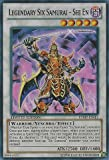 Yu-Gi-Oh! - Legendary Six Samurai - Shi En (29981921) - Ra Yellow Mega-Pack: Special Edition - Limited Edition - Super Rare