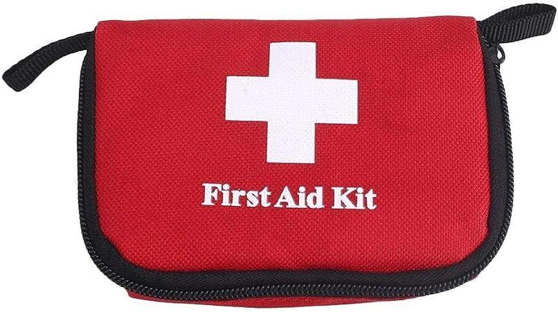 TZSMYX Botiquín Estuche de Primeros Auxilios Vacío, Bolsa de Mano de Emergencia médica. TYTZSM: Amazon.es: Hogar