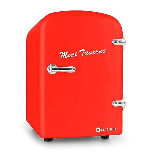 KLARSTEIN Mini Taverna mininevera portátil (4 L de Capacidad ...