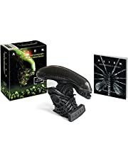 Alien: Hissing Xenomorph and Illustrated Book: With Sound!