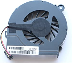 New 646578-001 Laptop Cpu Cooler Fan For HP Pavilion G7-1000 G7-1100 g7-1139wm g7-1149wm g7-1167dx G7-1200 G7-1300 G7-1310US G7-1320dx G7-1312nr G7-1318dx G7-1310us G7-1316dx G7-1070US Cpu Cooling Fan