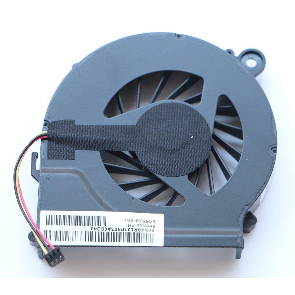Cooler 646578-001 Para Hp Pavilion G7-1000 G7-1100 G7-1139wm G7-1149wm G7-1167dx G7-1200 G7-1300 G7-1310us G7-1320dx G7-