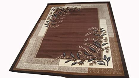 Buy Carpet Palace Emboss Floral Carpet With 1 Inch Pile Height