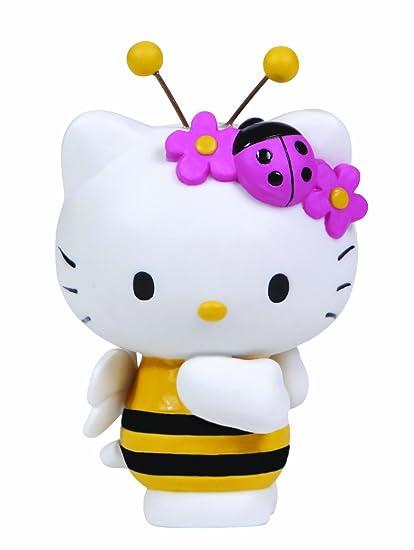 Amazon.com  Hello Kitty Bumble Bee Figurine  Home   Kitchen ae174dbd67b56