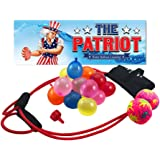 The Patriot Water Balloon Launcher/Pumpkin Chunkin Slingshot/Kids and Adults/Outdoor Game