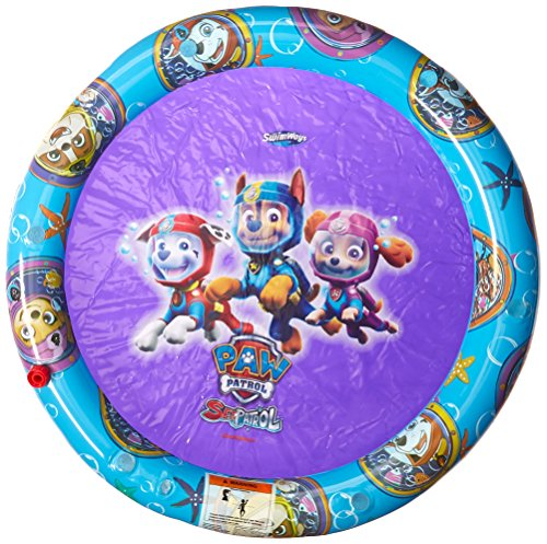 SwimWays PAW Patrol - Piscina con aspersor