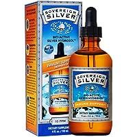 Sovereign Silver Bio-Active Silver Hydrosol - 4 Fl Oz
