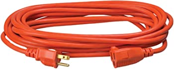 Southwire 25-foot Vinyl Outdoor Extension Cord with 3-Prong Plug