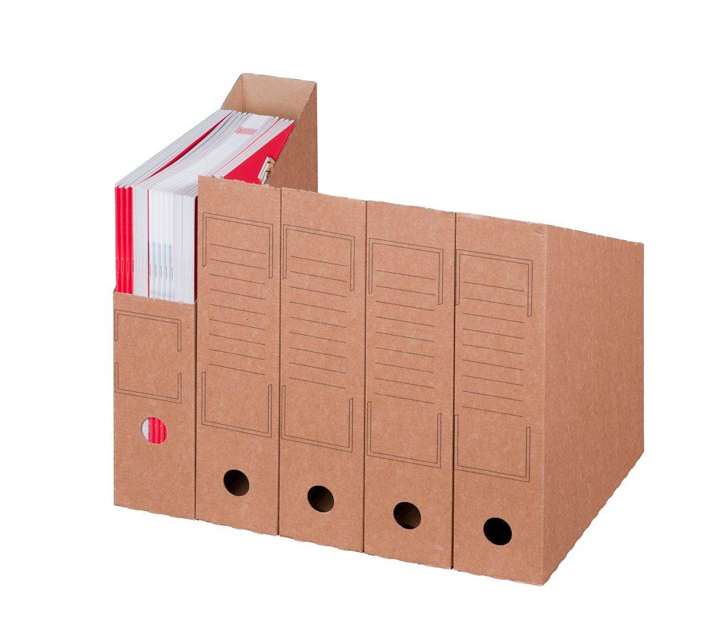 Stehsammler pappe  Amazon.de: Zeitschriften-Sammler - Mappen & Sammler: Bürobedarf ...