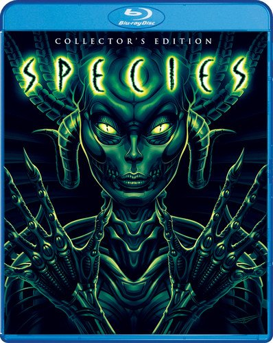 Species [Collector's Edition] [Blu-ray]
