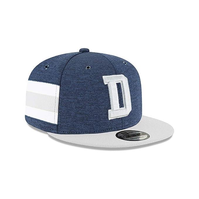 6f9a06c865b New Era Dallas Cowboys On Field 18 Sideline Home Snapback Cap 9fifty 950 S  M  Amazon.it  Sport e tempo libero