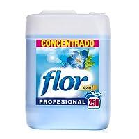 Flor Suavizante para Lavadora Regular Azul Formato Profesional - 10L