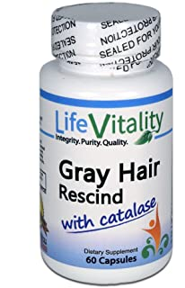 Amazon com: Nettle root extract powder - Anti Gray Hair