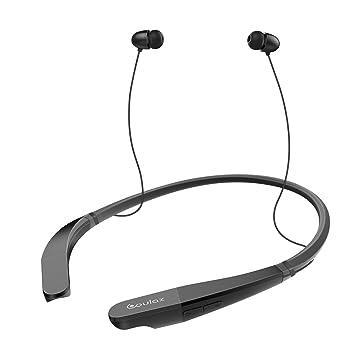 63cb68a1c4d COULAX CX04 [Gen-2] Bluetooth Headphones Magnetic aptX Wireless Neckband  Headset Waterproof Stereo
