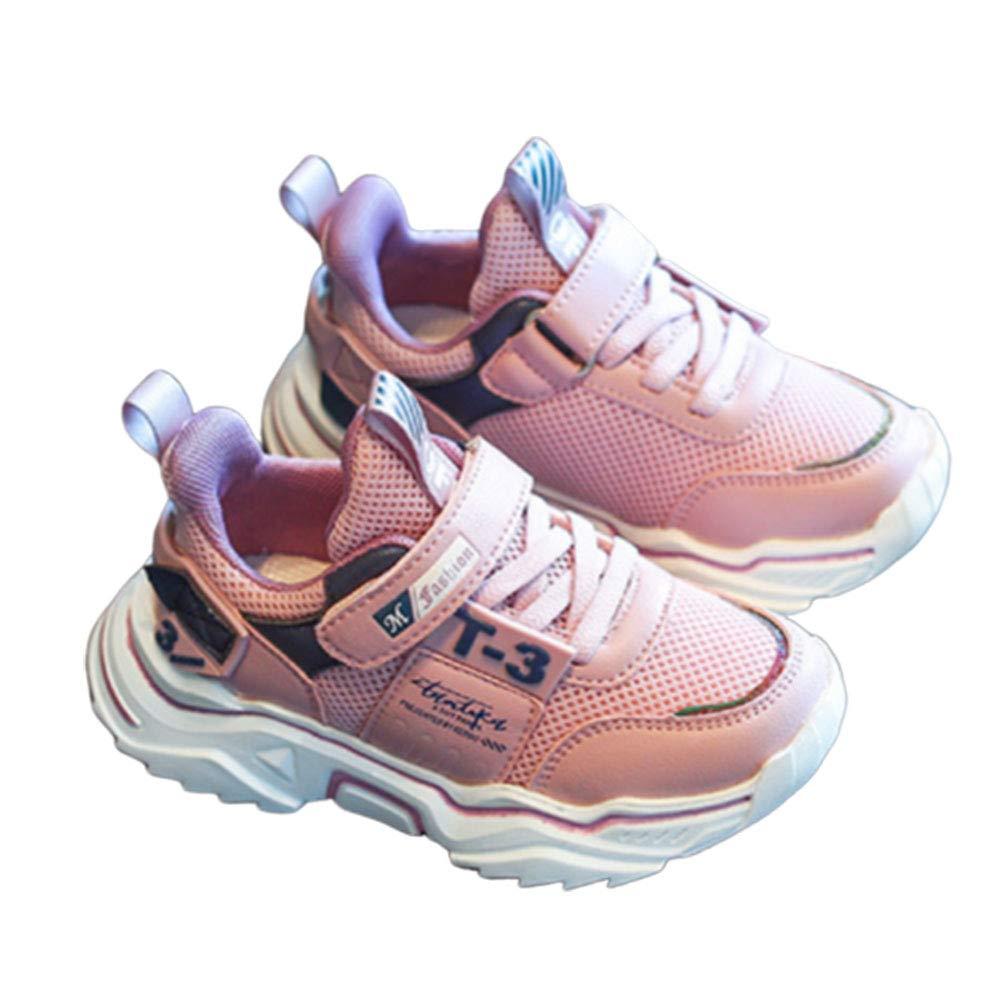 Daclay Chaussures Enfants Baskets Enfants Chaussures gar/çons et Filles Printemps et Automne Mesh Respirant