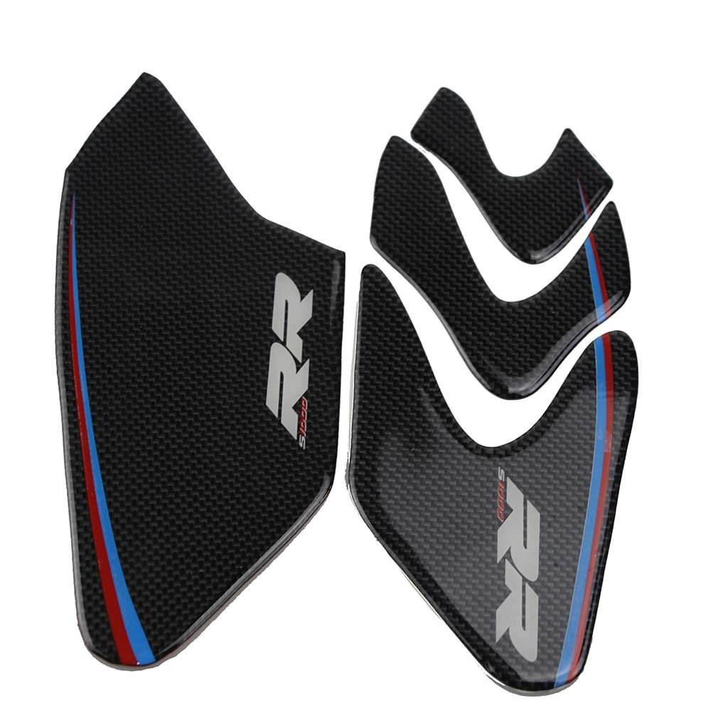 PRO-KODASKIN Real Carbon Tank Pad Protection Sticker for BMW S1000RR HP4