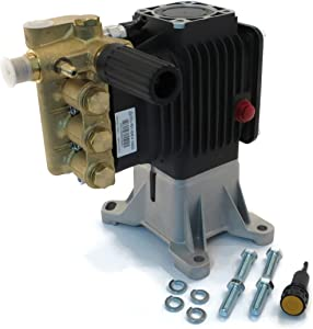 "Annovi Reververi | 4000 PSI Power Pressure Washer Water Pump Replaces RRV 4G40-M AR, 1"" Shaft"