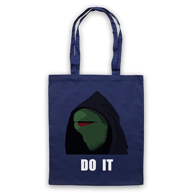 My Icon Art & Clothing Kermit Do It Meme - Bolsa, color Azul ...