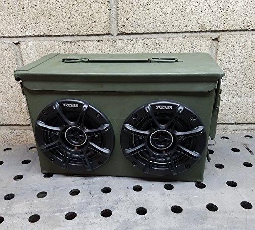 ammo box speaker kit buyer's guide for 2019