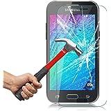OhMyGosh - Samsung Galaxy J3 (2016) Explosion Shock Proof Genuine Tempered Glass Film Screen Protector (OMG05) by OhMyGosh?