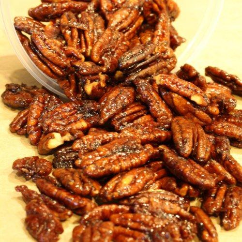 Spanish Caramelized Pecans 8 -